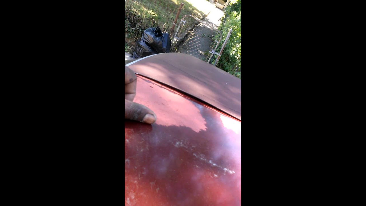 Vinyl Top Removal Youtube