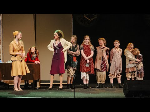 Annie The Musical- Cypress Christian School