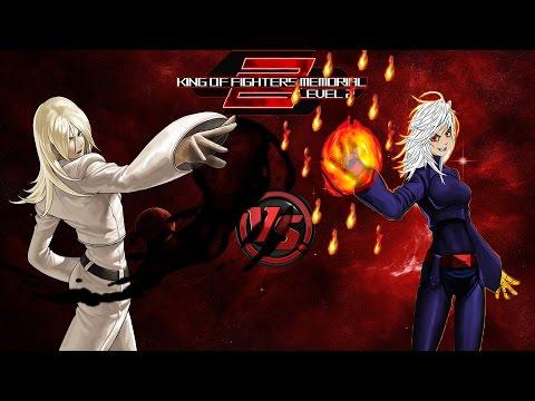 [KOF Memorial Lv.2 SP] Saiki Human vs Puppet Yukino
