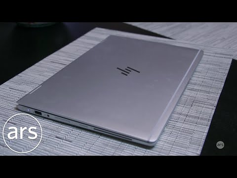 HP Elitebook x360 convertible review | Ars Technica
