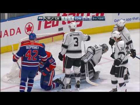 Los Angeles Kings vs Edmonton Oilers - March 28, 2017 | Game Highlights | NHL 2016/17
