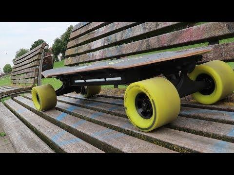 Acton BLINK Hub-Motor Skateboard Check
