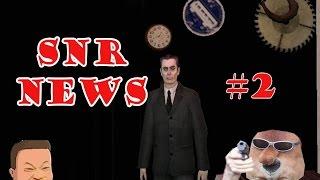 Jornal Só notícia ruim - SNR NEWS #2