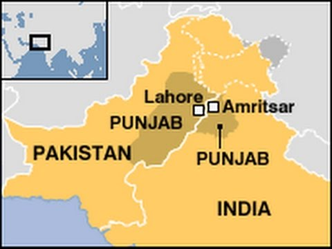 Difference Between Indian Punjab and Pakistan Punjab