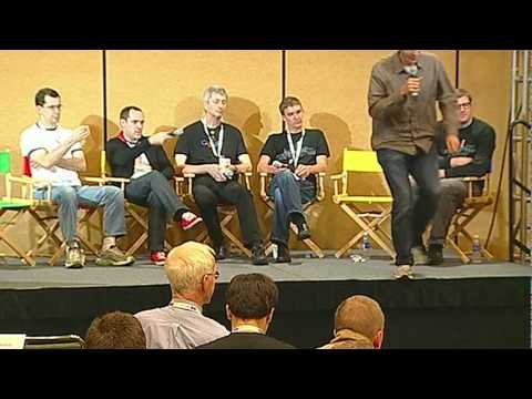 Google I/O 2010 - Fireside chat with the Geo team