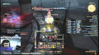 FFXIV Heavensward: The Feast PVP 8v8 Gameplay (Ninja POV) (Stream Highlight)
