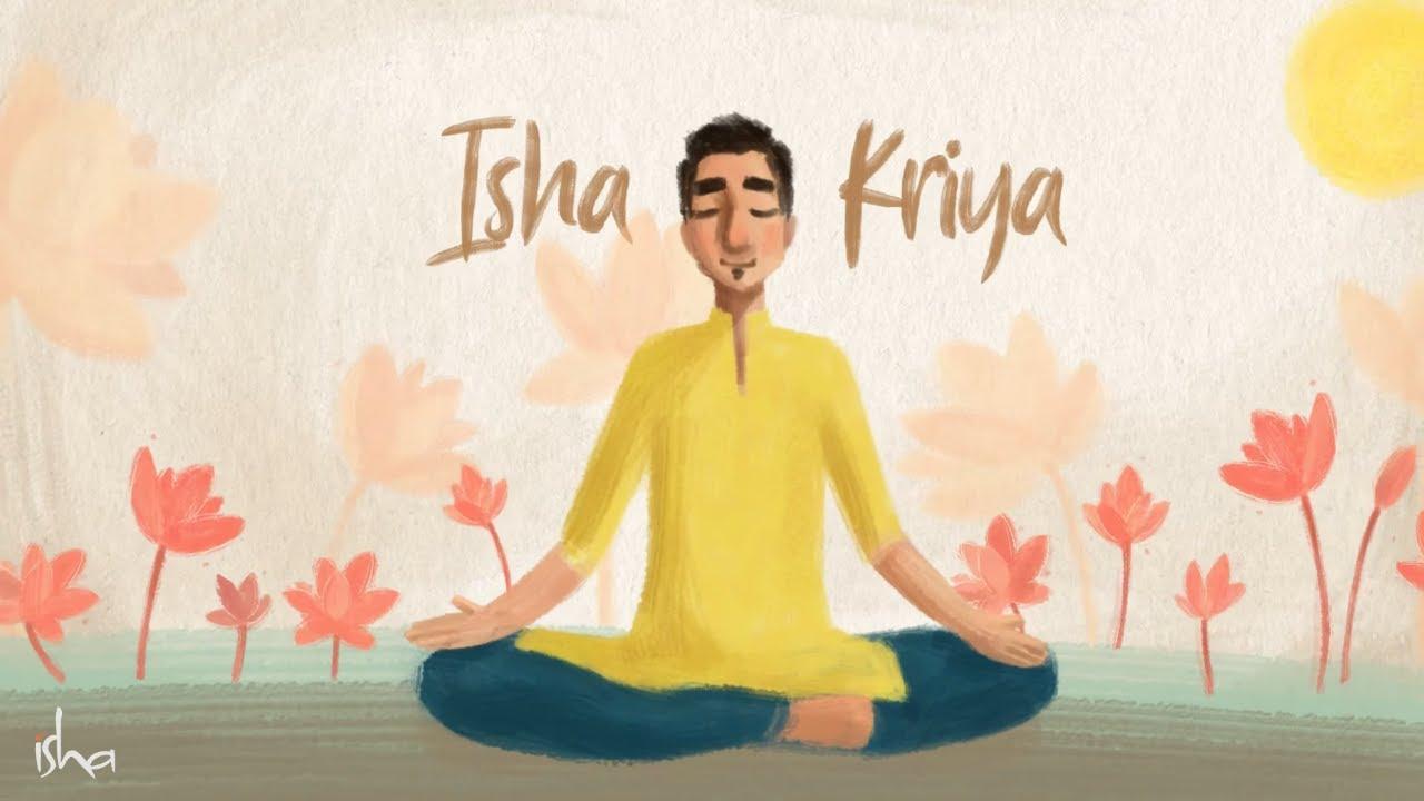 Isha Kriya Guided Meditation - Sadhguru