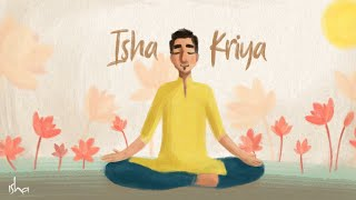 Isha Kriya Guided Meditation - Sadhguru