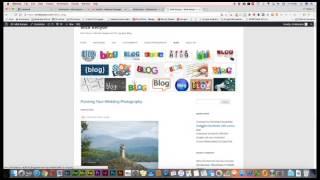 Add a Blog to Adobe Muse Website (including Wordpress)
