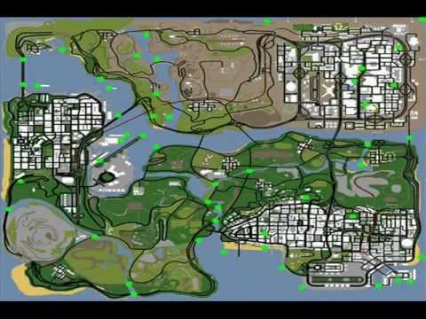 2584f476f9 Um Pouco De GTA San Andreas Part.1 - YouTube