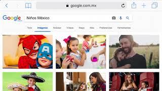 ¿Qué pasa cuando buscamos en Google México y Siria?