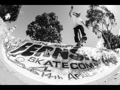 20th Annual Waterloo Skateboard Competition