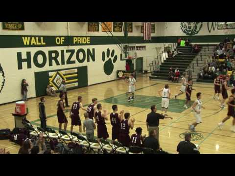 Jared Rodriguez High School Basketball Highlights