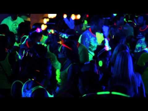 Run The Night 5K Electric Glow Run in St. Thomas, US Virgin Islands