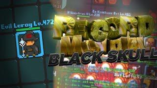RECORDE DE BLACK SKULL ACUMULADO - Rucoy Online