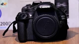 Canon Best Begainers Camera Review CANON EOS1200D ✔
