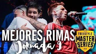 Las MEJORES RIMAS de la NOVENA JORNADA de la FMS ARGENTINA 2...