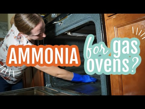 Can Ammonia Clean a Gas Oven? My Overnight Experiment FAIL