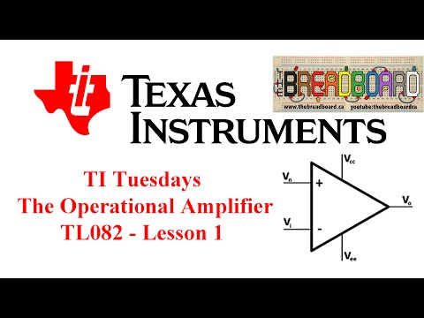 TI Tuesdays - The Op - Amp Part 1 - YouTube