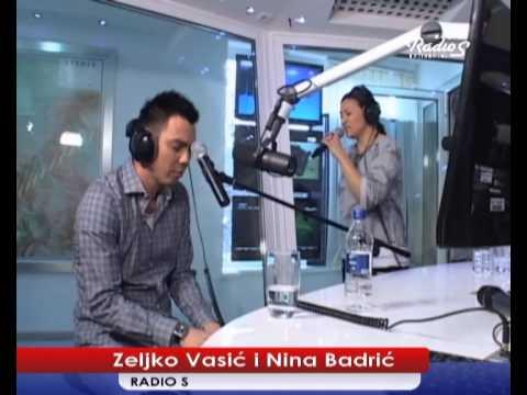 """Radio S - Nina Badric i Zeljko Vasic: """"Lozinka za raj"""" uzivo na Radiju S"""
