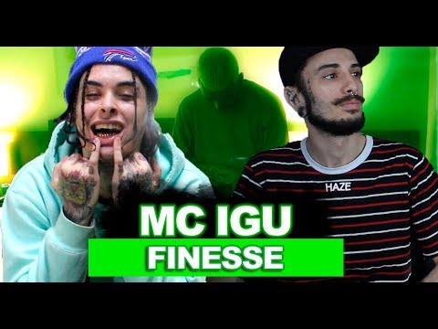 Mc Igu - Finesse (Prod. Celo) [Dir. @RICHFREAK.SHC] | REACT / ANÁLISE VERSATIL
