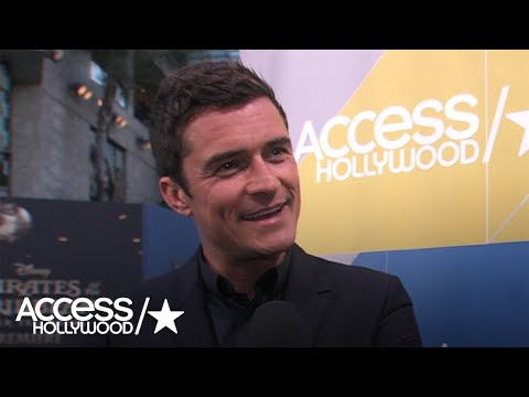 Orlando Bloom On If His Son Has Seen Any Of The 'Pirates Of The Caribbean' Films