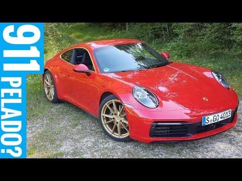 Quão pelado é um Porsche 911 de entrada? | Primeiro Contato iCarros