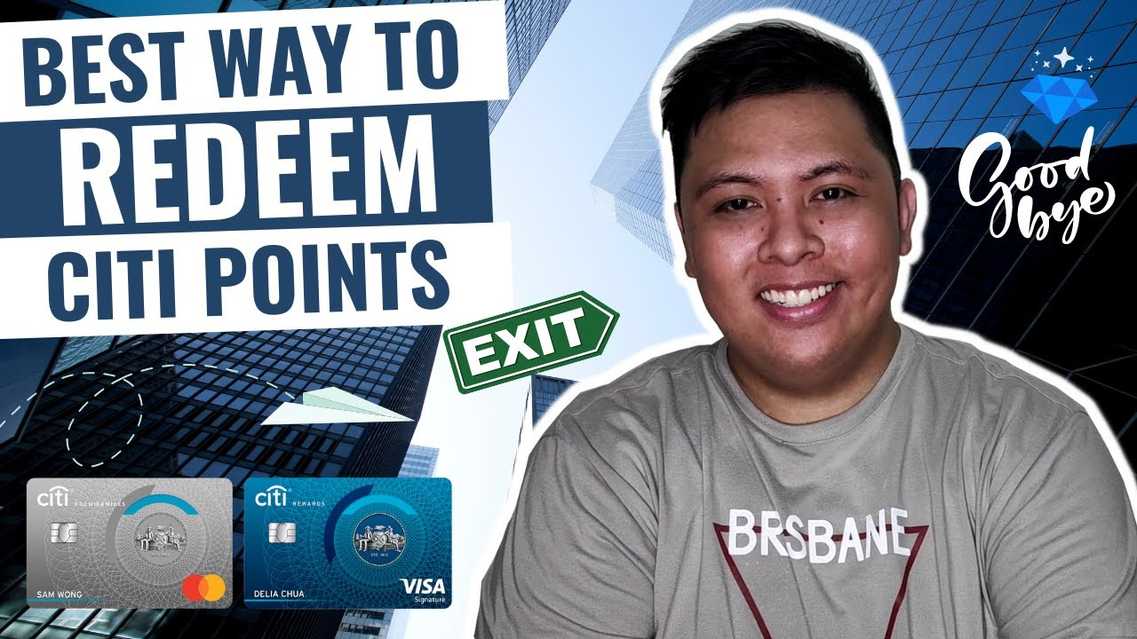 CITI REWARDS PROGRAM CHANGES 📉 (Exit Strategy) | Best way to redeem credit card points! ✈️