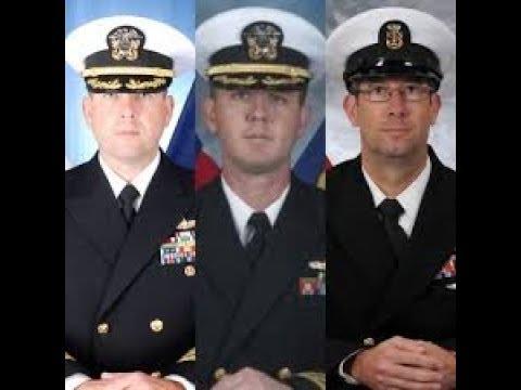 USS Fitgerald Update 18AUG17