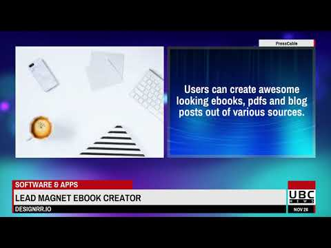 Designrr Ebook Lead Magnet Creating Software by Paul