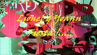 "Lionel BELLUARD & Yoann SZEFLINSKI. Medley 2, dancing "" Le LOOPING "" (71) le 19.01.2020"
