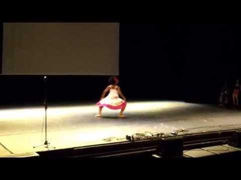Oslo International Culture Evening 2014_Brazil Zamba Dance