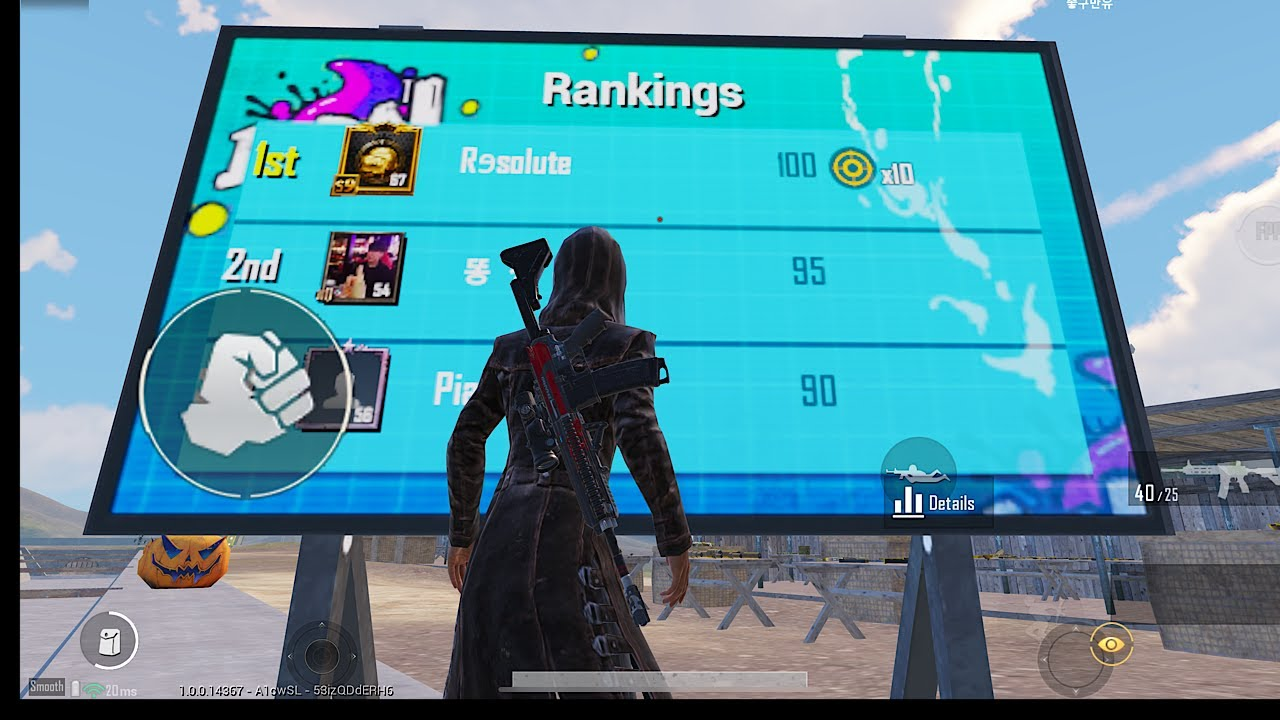 """S7 S8 S9 RANK 1 """"YEAR OF MASTERING 0 RECOIL"""" ⑯ PUBG MOBILE"""