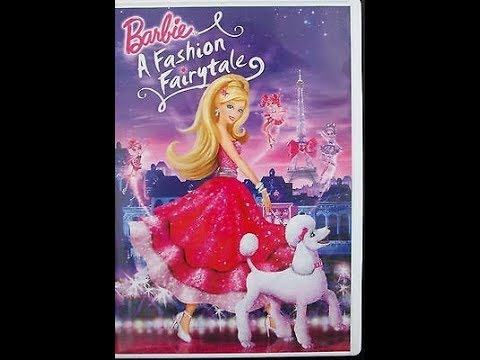 Previews From Barbie:A Fashion Fairytale 2010 DVD