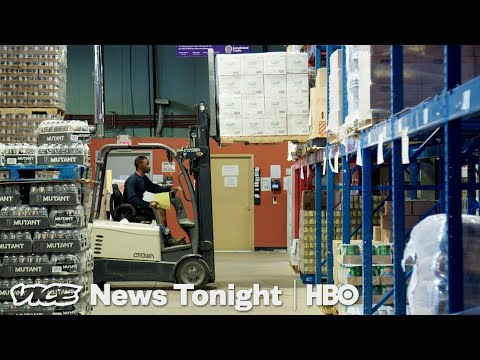 Farmer Food Pile-Up & Harriet Tubman Bill: VICE News Tonight Full Episode (HBO)
