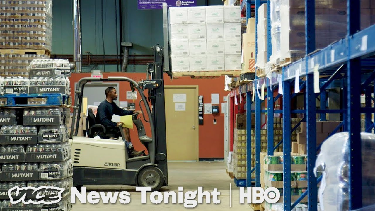 Download Farmer Food Pile-Up & Harriet Tubman Bill: VICE News Tonight Full Episode (HBO)