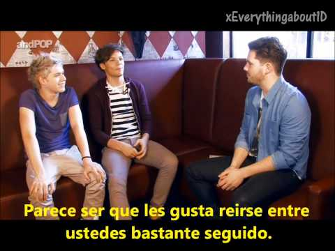 Louis Tomlinson and Niall Horan interview:...