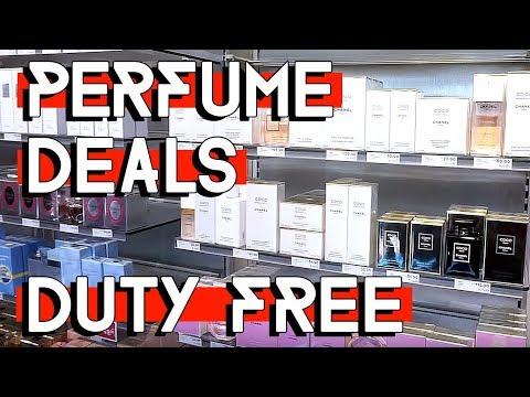 DUTY FREE PERFUME DEALS!
