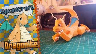 Pokemon Papercraft ~Dragonite  ~