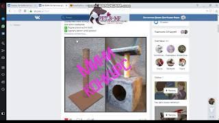 Розыгрыш Когтеточка-домика для кошек ПЕТ БМФ