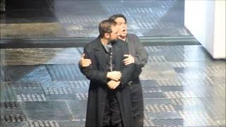 """Don Carlo: """"Io l'ho perduta...Dio, che nell'alma infondere amor"""" LIVE 2015 Caimi, Dupuis"""