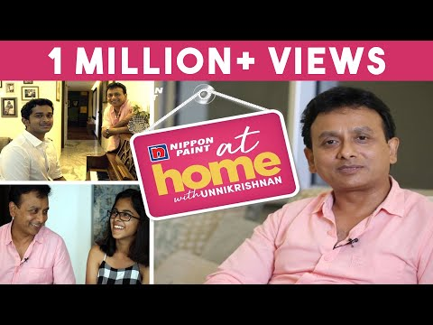 At home with Singer Unnikrishnan |  I always wanted a home by the Seaside | JFW Exclusive