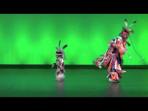 Gavino Limon and the Native Pride Dancers 2nd Nights Performance at The Cowles Center