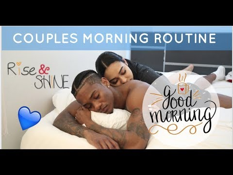 COUPLES MORNING ROUTINE! |2019| ❤️