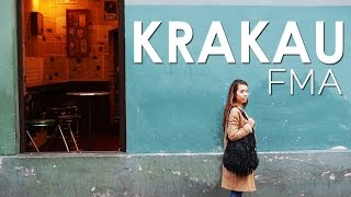 KRAKAU Follow Me Around | Günstig Shoppen, Restaurants & SPA in Polen | Eileena Ley [SUBTITLED]