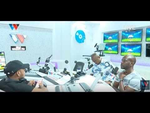 #LIVE : SPORTS ARENA NDANI YA WASAFI FM 88.9 (JANUARY 08, 2020)