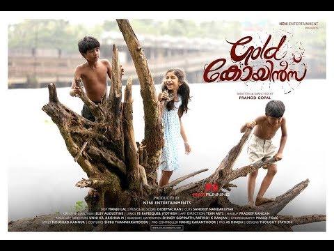 Shreyakkutty singing GOLD COINS song Hridayadeepam