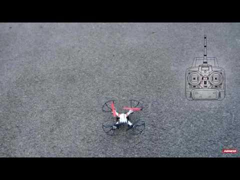 NINCO AIR   SPORT DRONE   TUTORIAL ESP