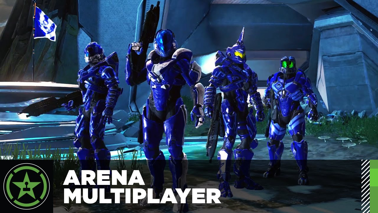 Let's Play - Halo 5: Guardians - Arena Multiplayer