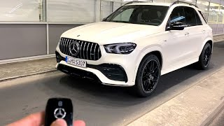 2020 Mercedes GLE AMG | FULL GLE 53 Night Drive Review LONG + Acceleration Sound